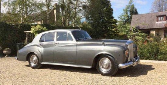 1964 Bentley SIII Saloon