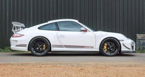 2011 Porsche GT3 RS 4.0