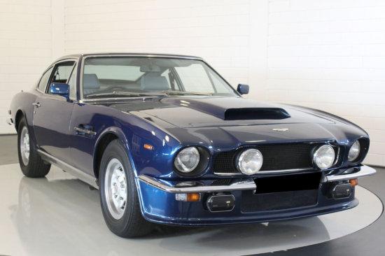 1974 Aston Martin V8 Saloon