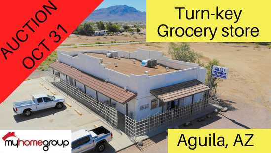 Grocery Store With Real Estate, Equipment, and Liquor License