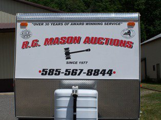RG Mason Auctions