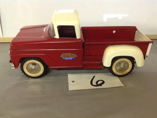 Ford pickup flare box, Tonka Toy's
