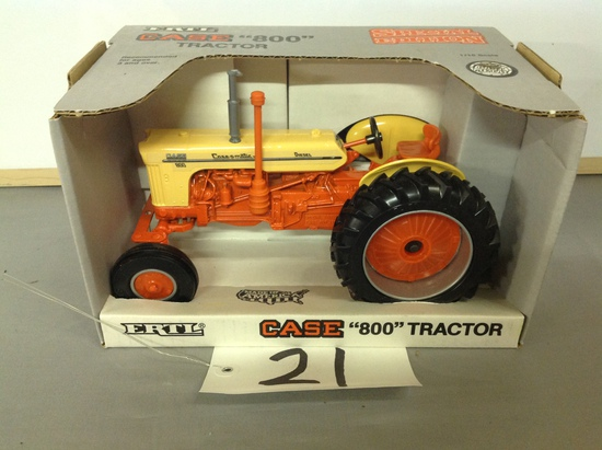 Case 800, Case-o-matic, DieselSpecial Edition  Ertl