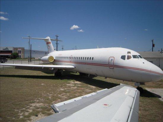 1966 Boeing DC-9-15 23-Passenger Aircraft