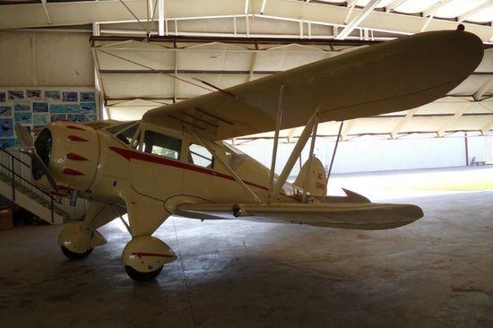 1933 Waco UIC N-13418 S/N 3776