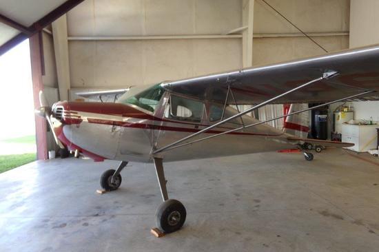 1947 Cessna 140 N-1863V S/N 14043