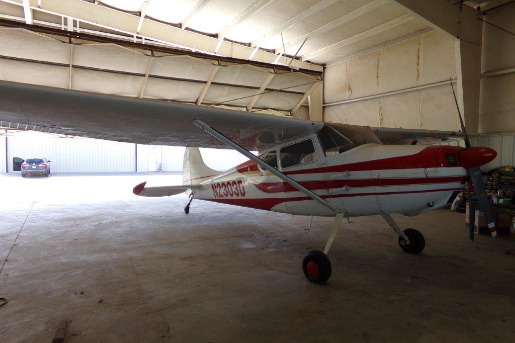 1952 Cessna 170B N-2303D S/N 20455