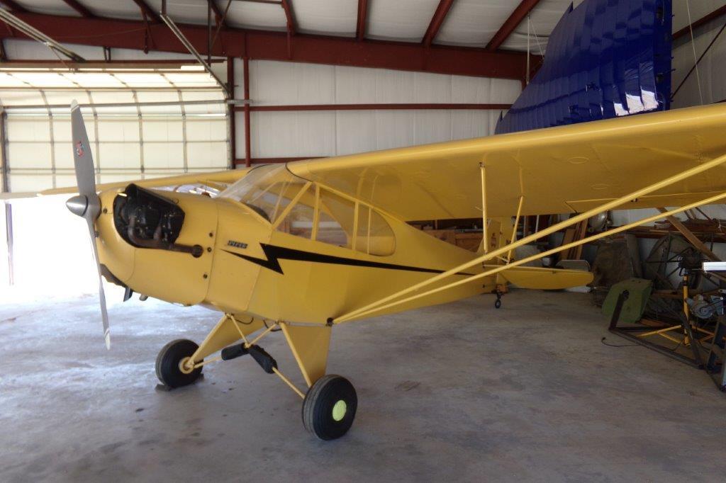1945 Piper J-3 Cub N-42180 S/N 14422