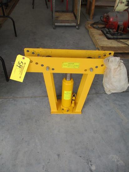 12 -ton Tubing Bender W/(3) Dies