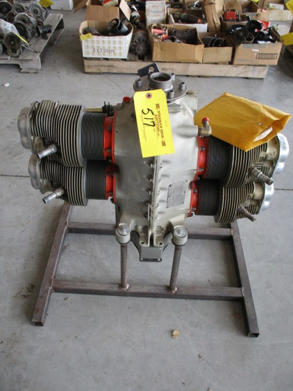 Continental O-200-a Engine, Appears Overhauled