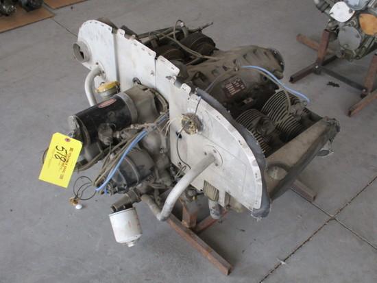 Continental O-300-c Engine Core