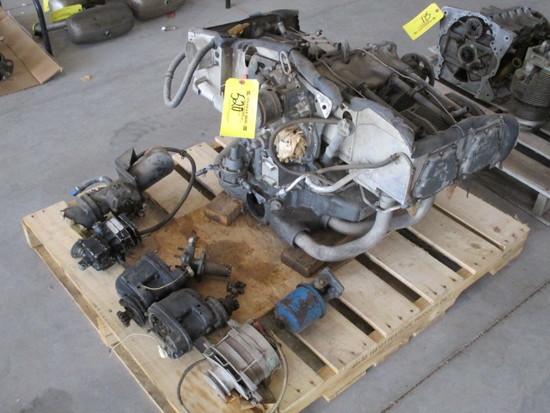 Lycoming Io-360-c1c Engine Core