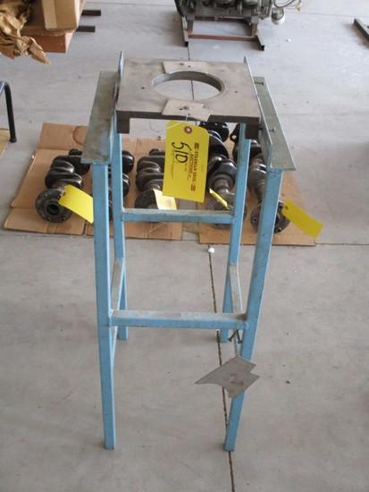 Cylinder Working Stand