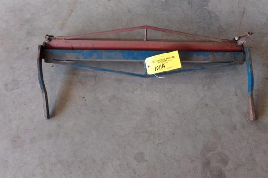 """36"""" Bench Top Sheet Metal Brake"""