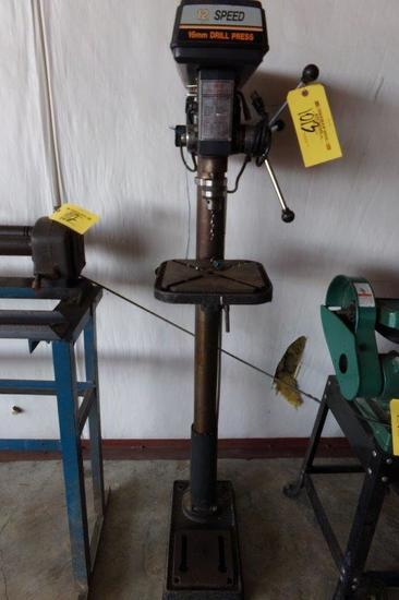 Lowes 12-Speed Drill Press