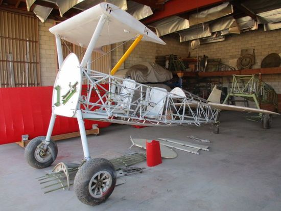 STEARMAN AIRCRAFT PROJECT |     Auctions Online | Proxibid