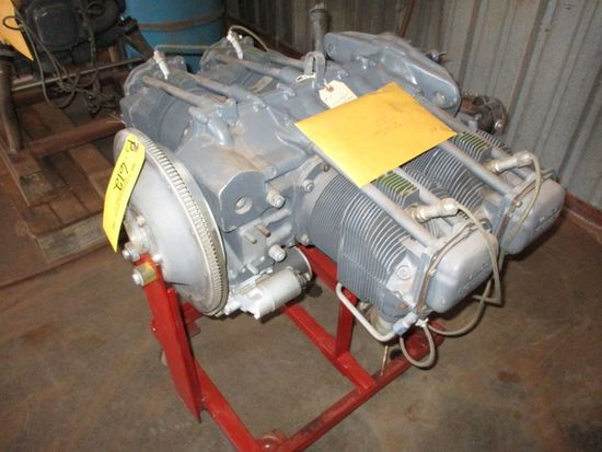 LYCOMING O-320-D2J ENGINE, 0 HRS S.M.O.H., 2,007 HRS. T.T.