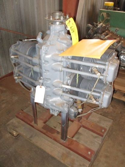 LYCOMING O-290-D2 ENGINE, 135 HP, 0 HRS. S.M.O.H. 1,951 HRS. T.T.