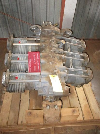 LYCOMING 0-540-G1A5 ENGINE CORE, N/D CYLINDERS