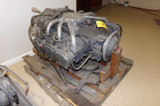Lycoming TIO-541-E1A4 Engine