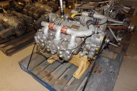 Continental IO-360-C Engine
