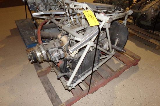 Stemme Ag Rotax 914 Engine