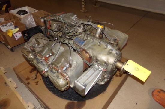 Continental IO-470-N Engine