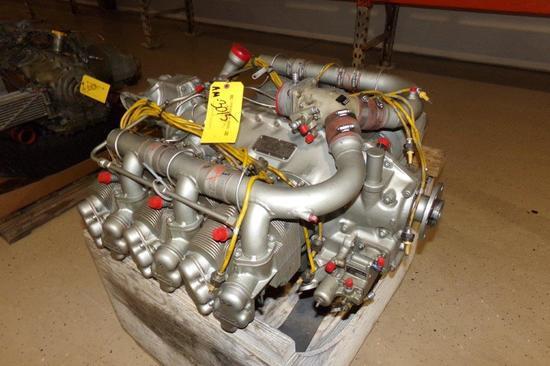 Continental TSIO-360-FB (CEB) Engine