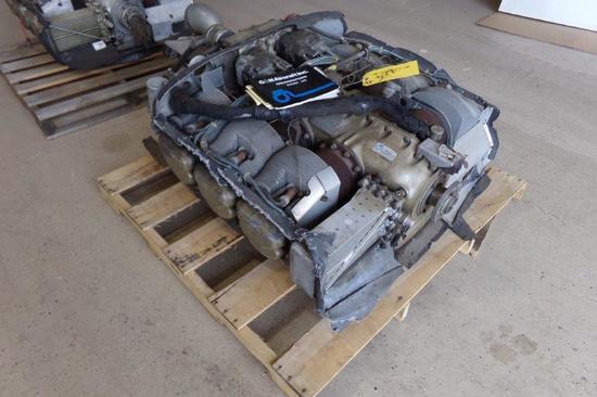 Continental IO-470-VO Engine