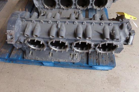 Lycoming IO-720-C1B Crankcase