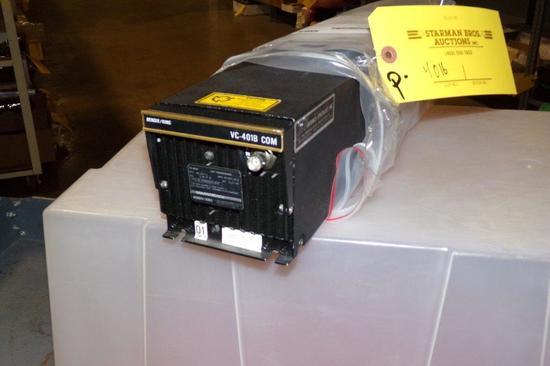 KING VC-401B VHF TRANSCEIVER, O/H