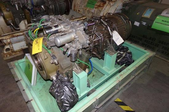 GE CT7-2A ENGINE