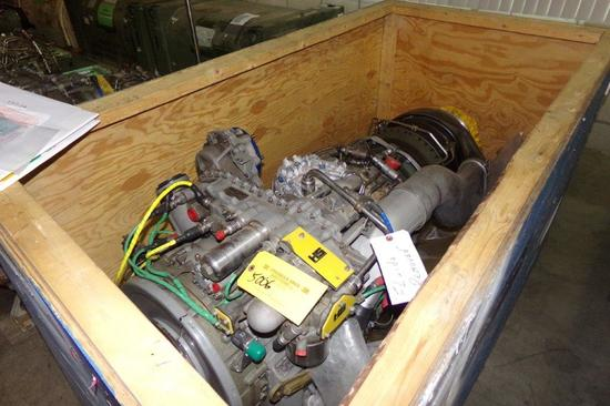 GE CT7-7A ENGINE
