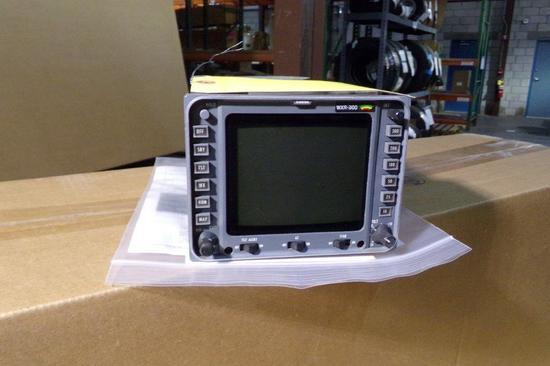 COLLINS IND-300 RADAR INDICATOR 622-4331-002 (REPAIRED)