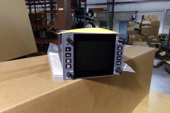 BENDIX IN-862A RADAR INDICATOR 3614477-8602 (REPAIRED)