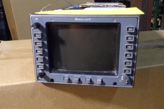 HONEYWELL WI-800 RADAR INDICATOR MI-585351-2 (REMOVED FROM TEAR DOWN)