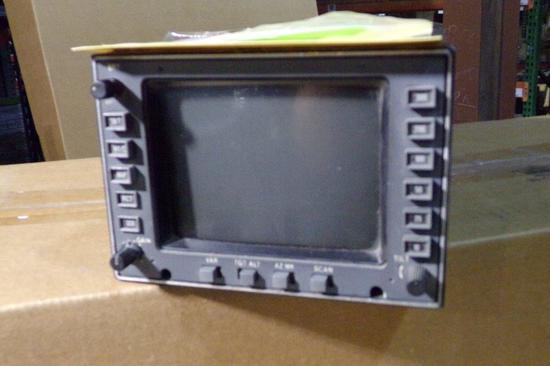 SPERRY DI-5001 RADAR INDICATOR MI-585301-3 (OVERHAULED)