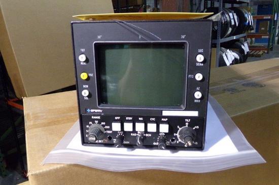 SPERRY DI-5001 RADAR INDICATOR MI-585301-3 (REPAIRED)