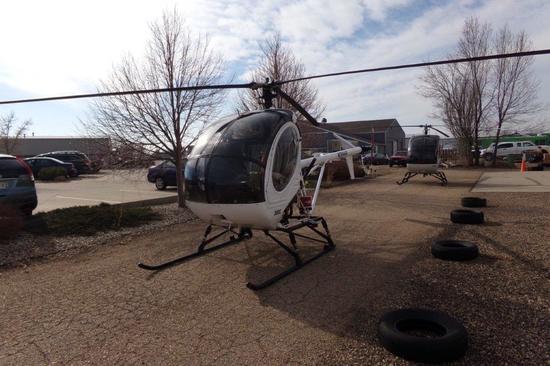 2010 SCHWEIZER 269C HELICOPTER N-269AR S/N S1946