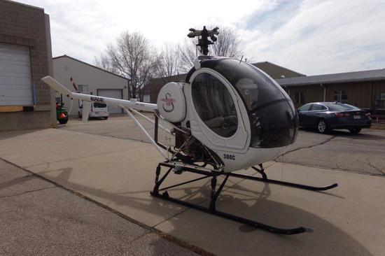2011 SCHWEIZER 269C HELICOPTER N-269L S/N S1952