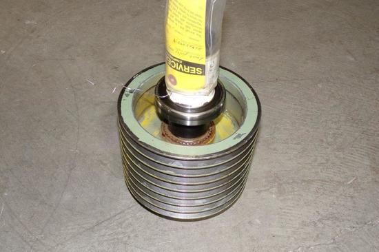 LOWER PULLEY ASSY 269A5497-9 (SERVICEABLE)