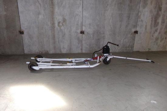 260/300C HELICOPTER DOLLY, HAND HYDRAULIC LIFT PUMP