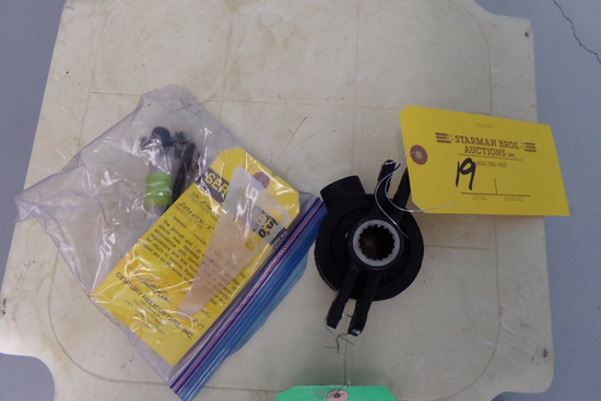 TAIL ROTOR PITCH CONTROL 269A6050-5 W/LINKS