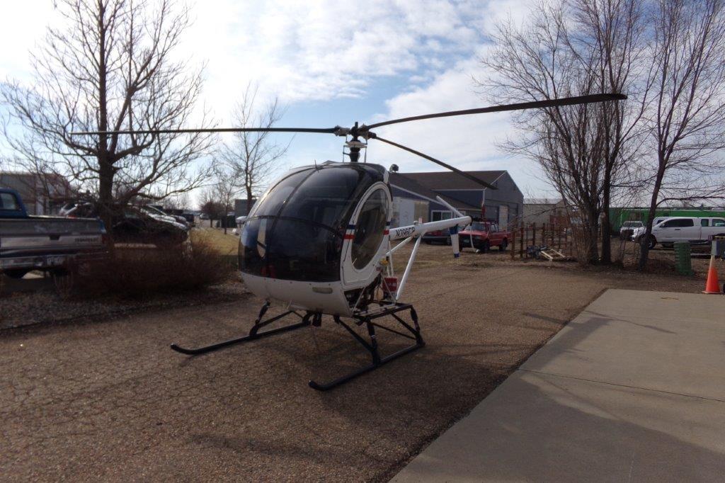 1994 SCHWEIZER 269C HELICOPTER N-396CP S/N S1683