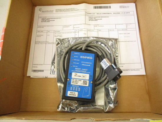 HONEYWELL EGPWS SMART CABLE 951-0386-001