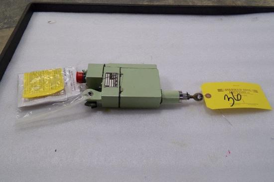 O/H GLOBAL 5000 APU ACTUATOR, P/N  7082114-2/8653M12