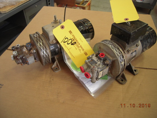 HYD MOTOR & PUMP ASSYS 1153-1 & PMP05VC-40