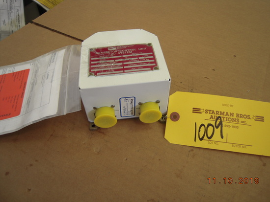 GENERATOR CONTROL UNIT 21B17-10-B (REPAIRED)