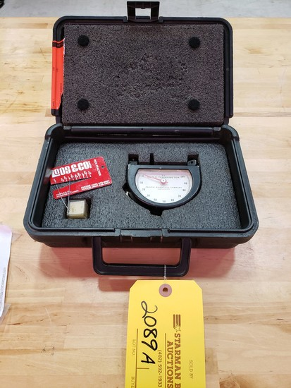 PACIFIC SCIENTIFIC T-5 CABLE TENSIOMETER