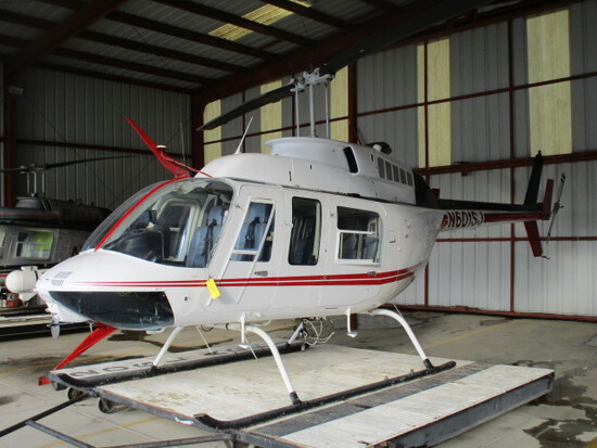 San Joaquin Helicopters, Inc. Auction